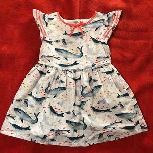 Oshkosh baby girl dress